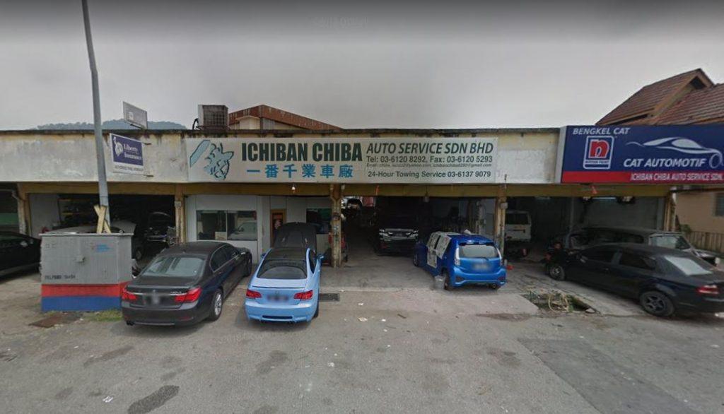 Ichiban Chiba Auto Service Sdn Bhd
